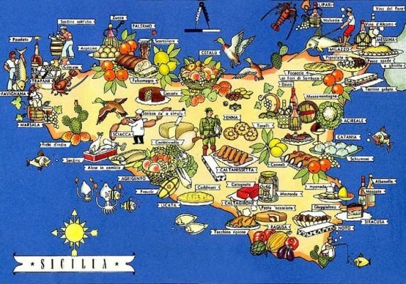 Vetrina dei Prodotti di Sicilia